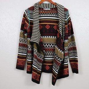 Maurices | Waterfall Aztec Cardigan Multicolor